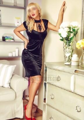 Nadia Luxury Escorts